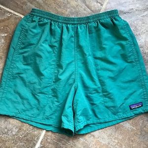 Patagonia Baggies Swimsuit Trunks Shorts Small